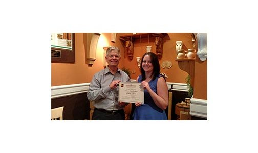Marketing Assistant, Lane Taylor, Completes ExportGA Training