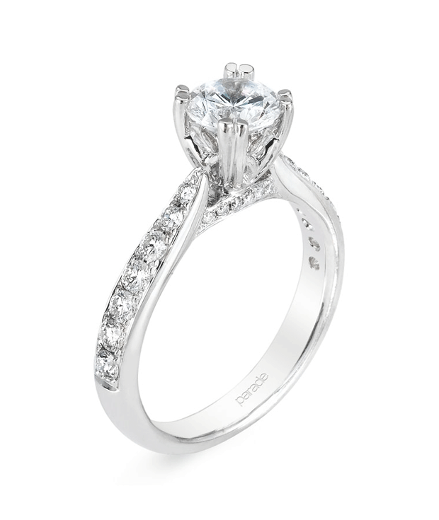 Parade Designs Diamond Engagement Rings and Wedding Bands are available at Oster Jewelers
