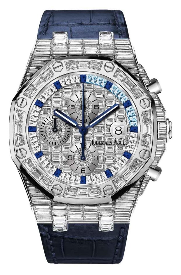 Audemars-Piguet-Royal-Oak-Full-Pave-Diamond-Watch-2015-2