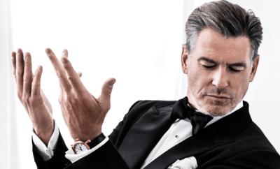 Pierce Brosnan Speake-Marin's New Brand Ambassador