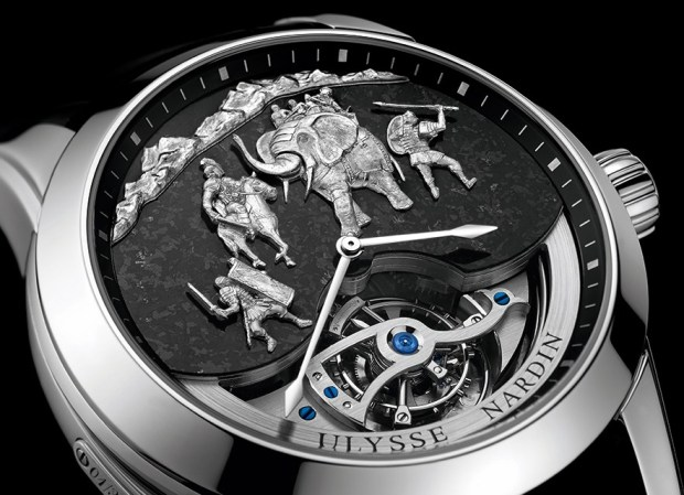 Ulysse Nardin Hannibal Minute Repeater - Oster Jewelers