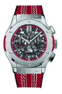 Hublot Limited Edition Classic Fusion Chrono Cricket watch