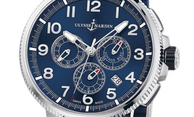 Ulysse Nardin LE Marine Chronograph Manufacture