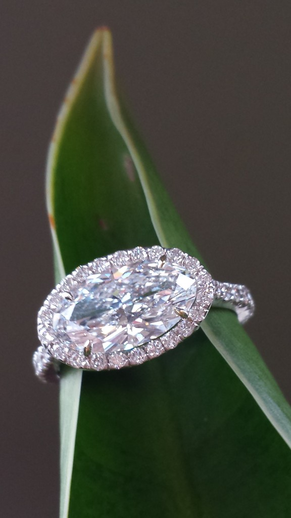 Diamond Engagement Ring Trends at Oster Jewelers