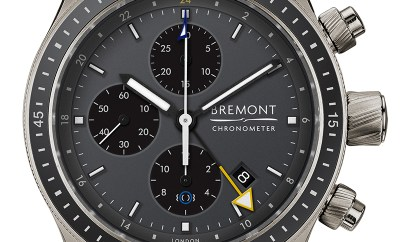 Bremont Boeing Model 247 Titanium GMT