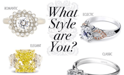 Bridal Ring Styles at Oster Jewelers #mybridalstyle #mydiamondstyle
