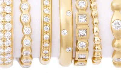 Anne Sportun Shopping Event | Oster Jewelers Blog #mybridalstyle #mydiamondstyle