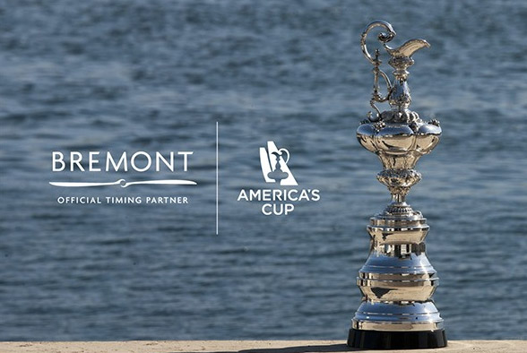 Bremont:Official Timekeeper of the America's Cup