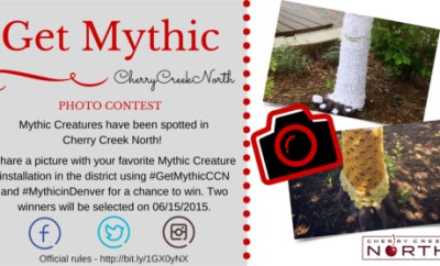 Mythic Creatures in Cherry Creek North Photo Contest