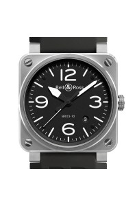 Bell & Ross BR03-92 Steel | 20% off all Bell & Ross watches in stock at Oster Jewelers