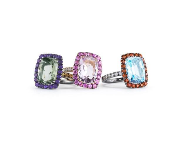 A & Furst New Dynamite Collection | Oster Jewelers Blog #mybridalstyle #mydiamondstyle