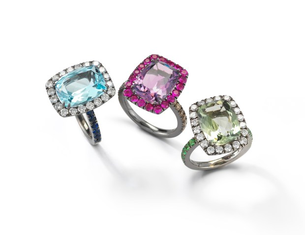 A & Furst New Dynamite Collection | Oster Jewelers Blog #mybridalstyle #mydiamondstyle