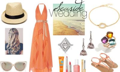 Seaside Wedding with Oster Jewelers
