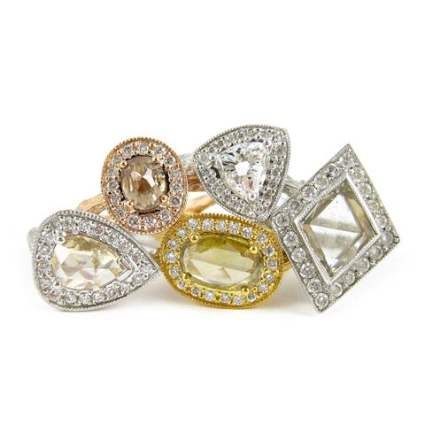 K brunini Jewels Trunk Show | Oster Jewelers Blog #mybridalstyle #mydiamondstyle