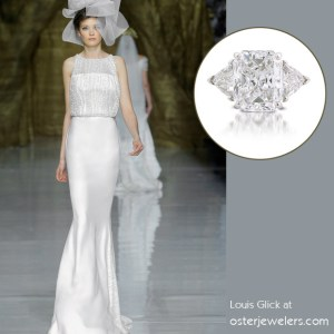 Wedding Wednesday with Louis Glick | Oster Jewelers Blog