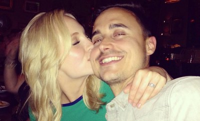 Candice Accola's Sebastien Barier Engagement Ring | Oster Jewelers Blog