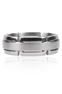 Furrer Jacot Magiques Cut Out Platinum Band   Oster Jewelers Blog
