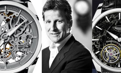 Q & A with Michel Parmigiani at Oster Jewelers | Oster Jewelers Blog