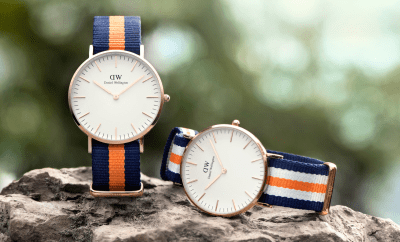 Daniel Wellington New Releases: Denver Broncos | Oster Jewelers Blog