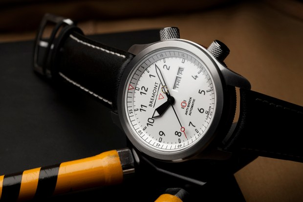 Bremont's MBII White Dial   Oster Jewelers Blog