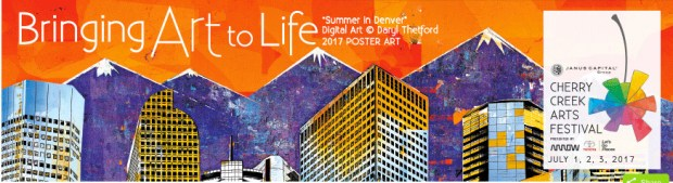 Cherry Creek North Arts Festival | July1,2,3