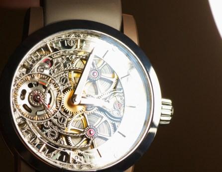 Custom Armin Strom Watch