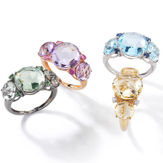 A & Furst Lillie Rings