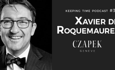 Czapek & Cie Xavier de Roquemaurel