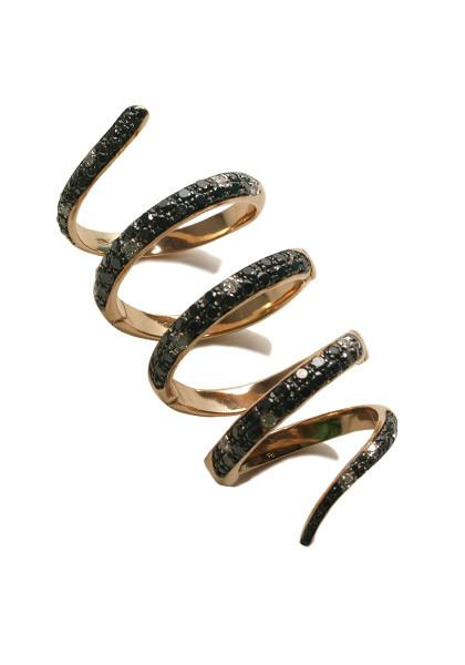 Staurino Coiled Snake Ring | OsterJewelers.com