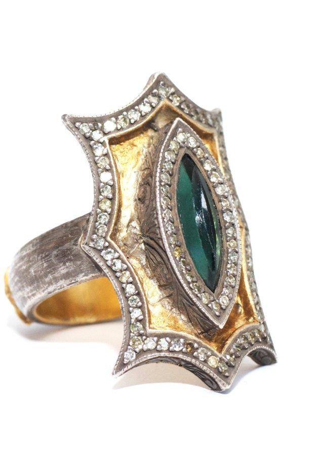 Sevan Bicakci - Theodora Ring