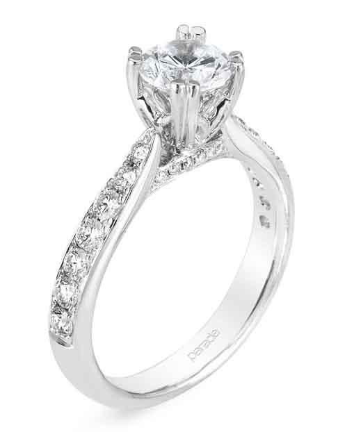 Parade Designs Diamond Engagement Ring