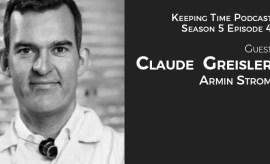 Claude Gresilser of Arming Strom