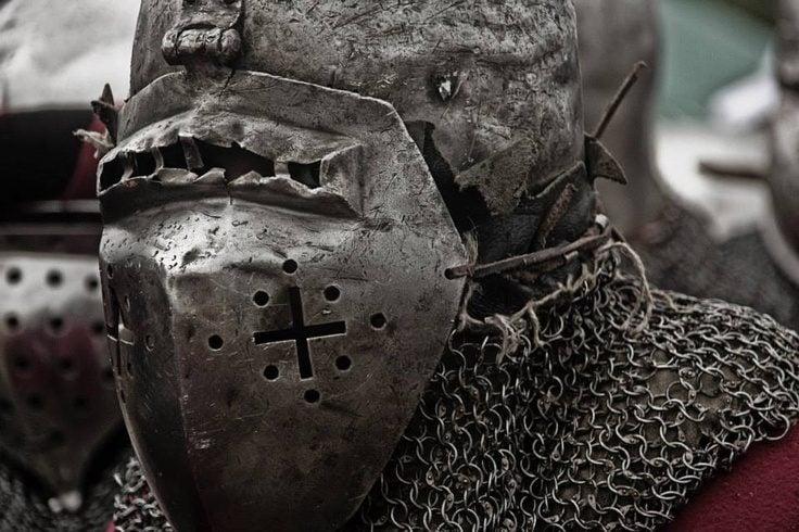 Damaged Armor