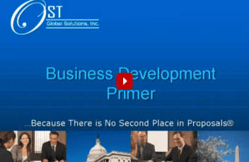 Business Development - How to Win Government Contracts - Part 1-PLAY