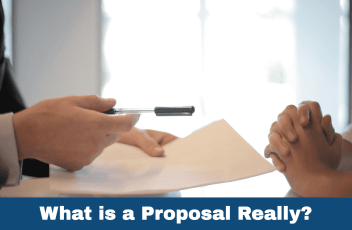 what is a proposal