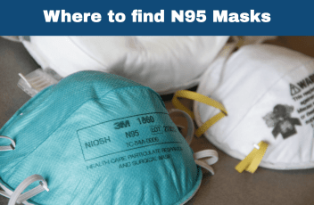 where to find N95 masks