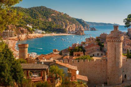 Коста Брава: райская красота по соседству с Барселоной
