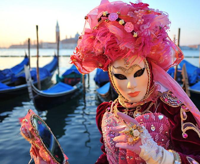 Совсем не тщетная предосторожность или 10 советов для тех, кто едет в Венецию на карнавал