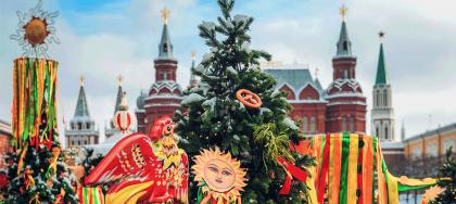 «Московская Масленица — 2019»: чем заняться на весеннем фестивале