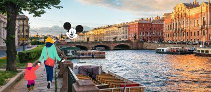 Неделя в Санкт-Петербурге: куда сходить с детьми