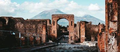 Спустя 40 лет в Помпеях открылся археологический комплекс