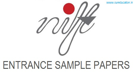 Sample Paper for NIFT Entrance test with Previous