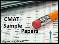 CMAT Mock Test Paper