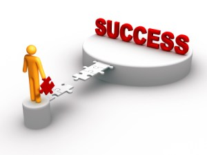 how to be a success
