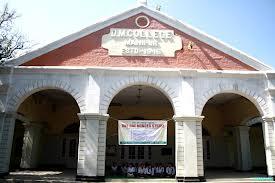 DM College of Arts