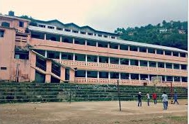 Government PG College, Solan