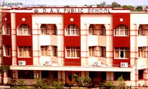 DAV Public School Sector 37 Faridabad