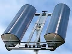Solar Linear Fresnel Lens