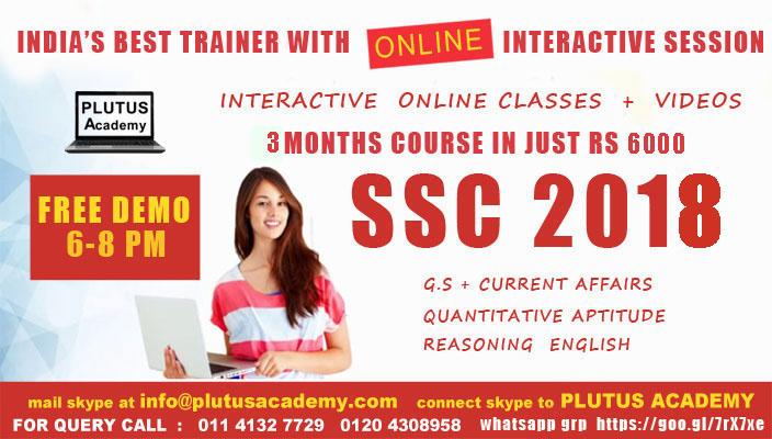 SSC Coaching Center In Delhi