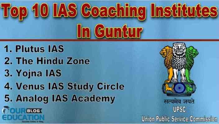 Best IAS Coaching Institute in Guntur
